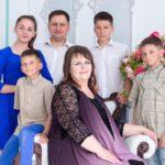 Семья Локайчук