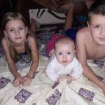 Семья Бурматовых