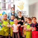 """Благотворительный мастер-класс по приготовлению десерта """"Красный бархат"""""""